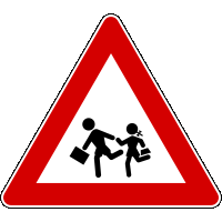 attraversamento pedonale