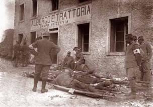 Asiago: feriti a Campo Mezzavia (foto Ten. Gianni Peri)