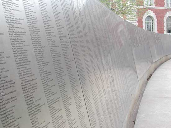The American Immigrant Wall of Honor