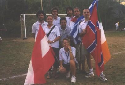 Lo staff (anno 2004)